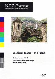 Essen im Tessin - Die Filme