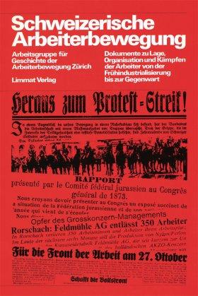 Schweizerische Arbeiterbewegung
