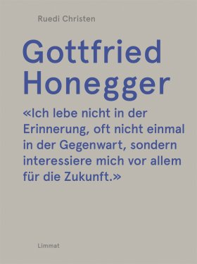 Gottfried Honegger